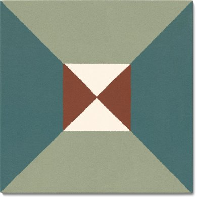 Stoneware tile SF 402 S