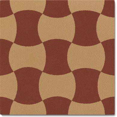 Stoneware tile SF 259 D