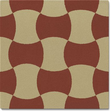 Stoneware tile SF 259 I