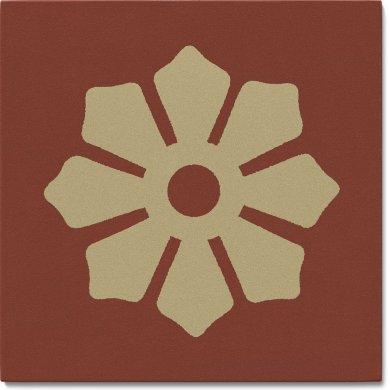 Stoneware tile SF 244 I