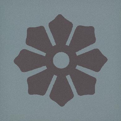 Stoneware tile SF 244 L