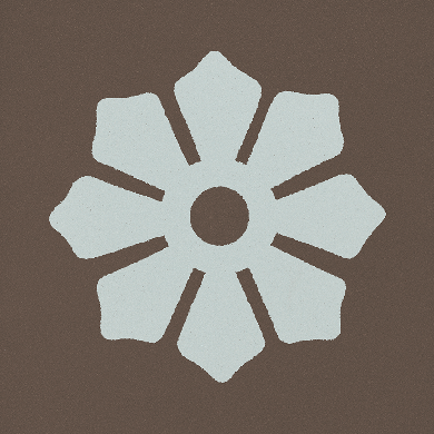 Stoneware tile SF 244 R