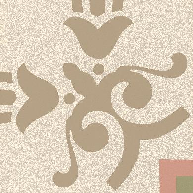 Stoneware tile SF 303 P e unten