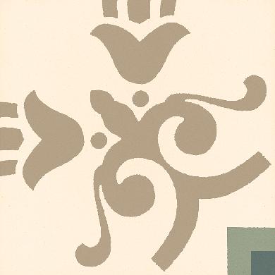 Stoneware tile SF 303 S e unten