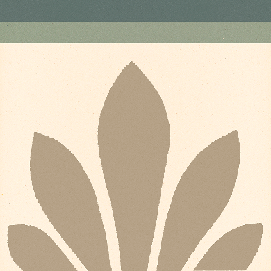 Stoneware tile SF 304 S oben