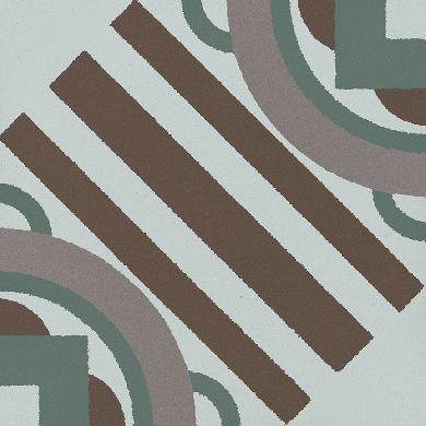Stoneware tile SF 410 R