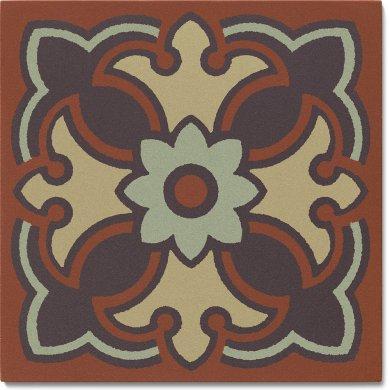 Stoneware tile SF 420 J