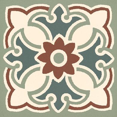 Stoneware tile SF 420 S