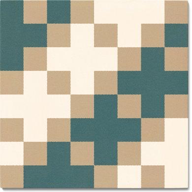 Stoneware tile SF TG 8306 G