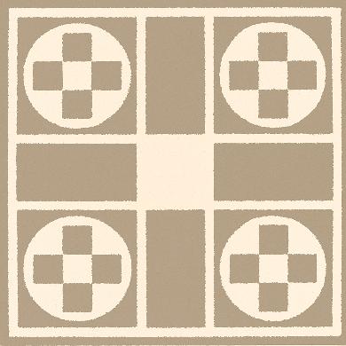 Stoneware tile SF 257 S