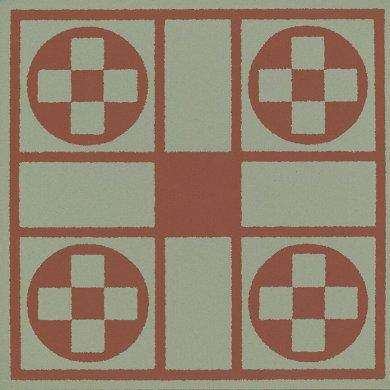 Stoneware tile SF 257 I