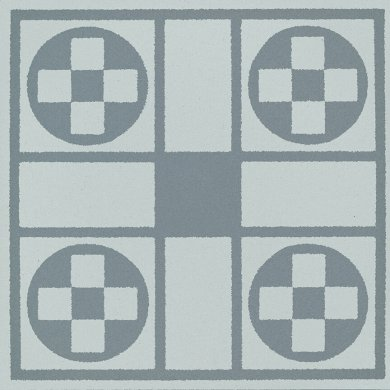 Stoneware tile SF 257 O