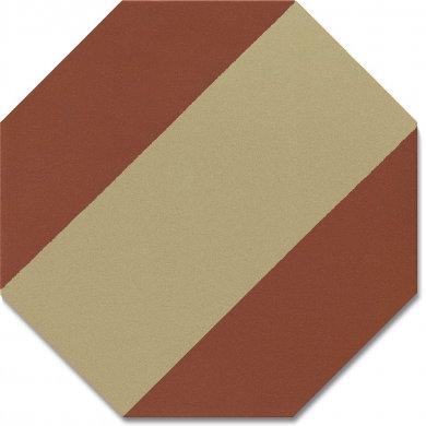 Octagonal tile SF 201 J
