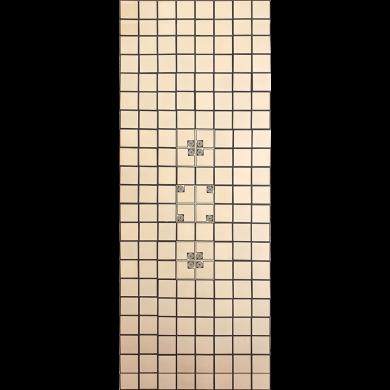 Bodenfliesen, Fliesenteppich PMS 326  PMS 326  (4,77 m²)