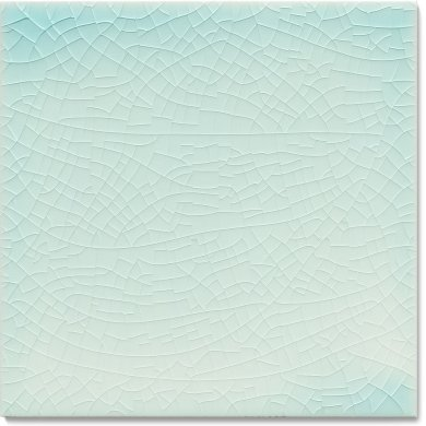 Plain glazed wall tile F 10.15