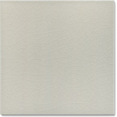 Plain glazed wall tile F 10.50