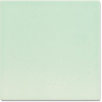 Plain glazed wall tile F 10.64