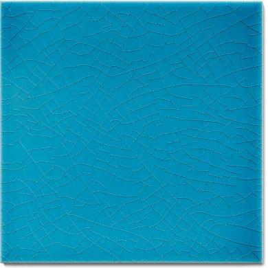 Plain glazed wall tile F 10.605