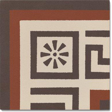 Stoneware tile SF 357 F e
