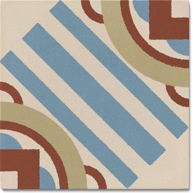Stoneware tile SF 410 L