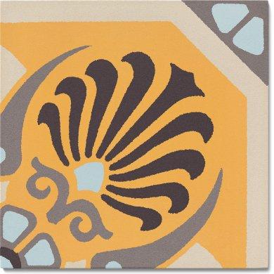 Stoneware tile SF 558 H