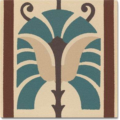 Stoneware tile SF 562 B